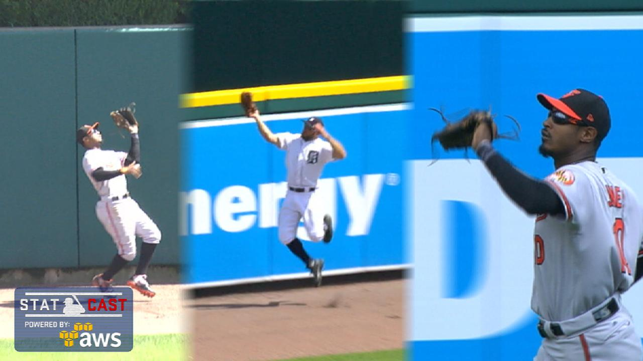 Statcast of the Day: Comerica swallows up deep drives