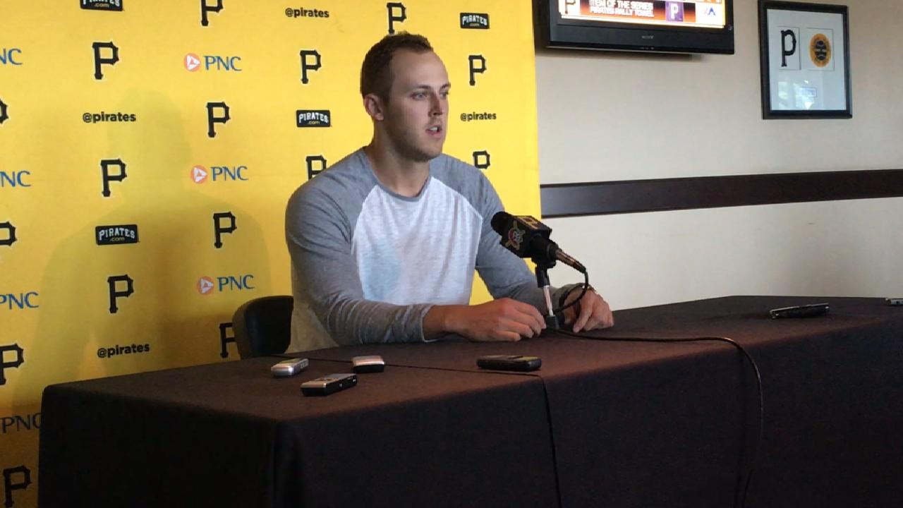 Taillon attacking cancer like he does pitching