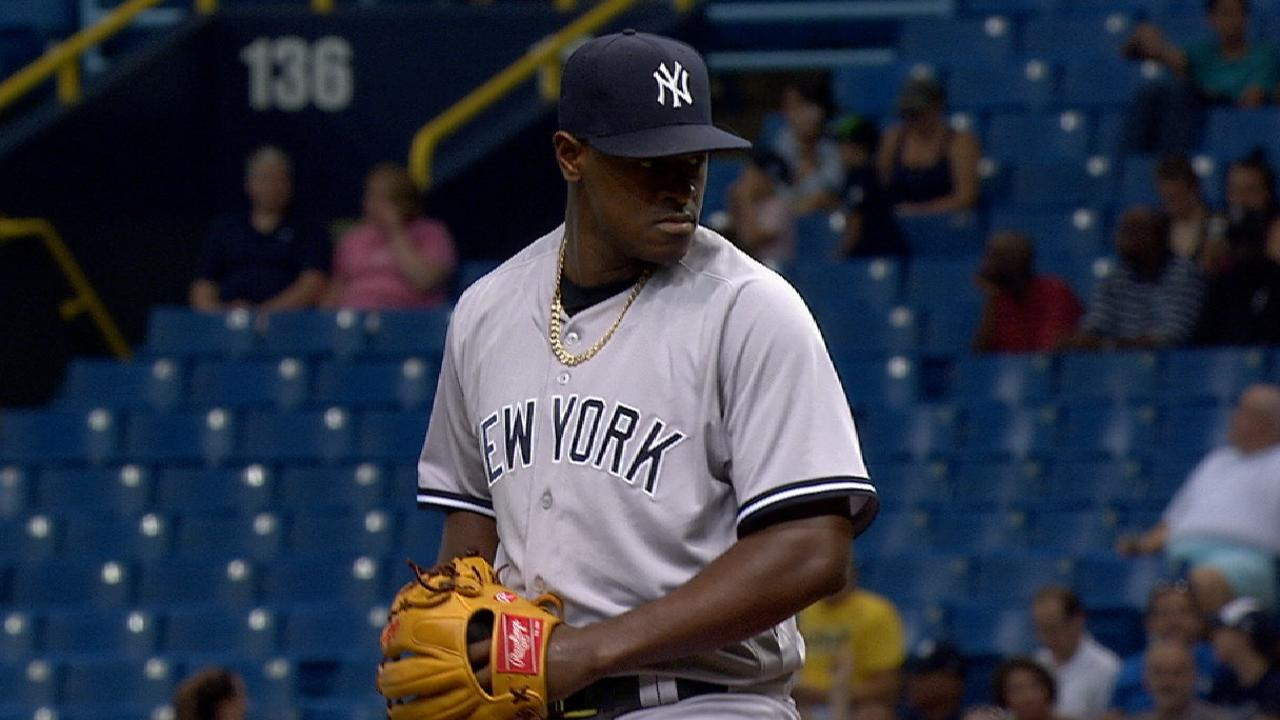 Severino's solid one-run outing