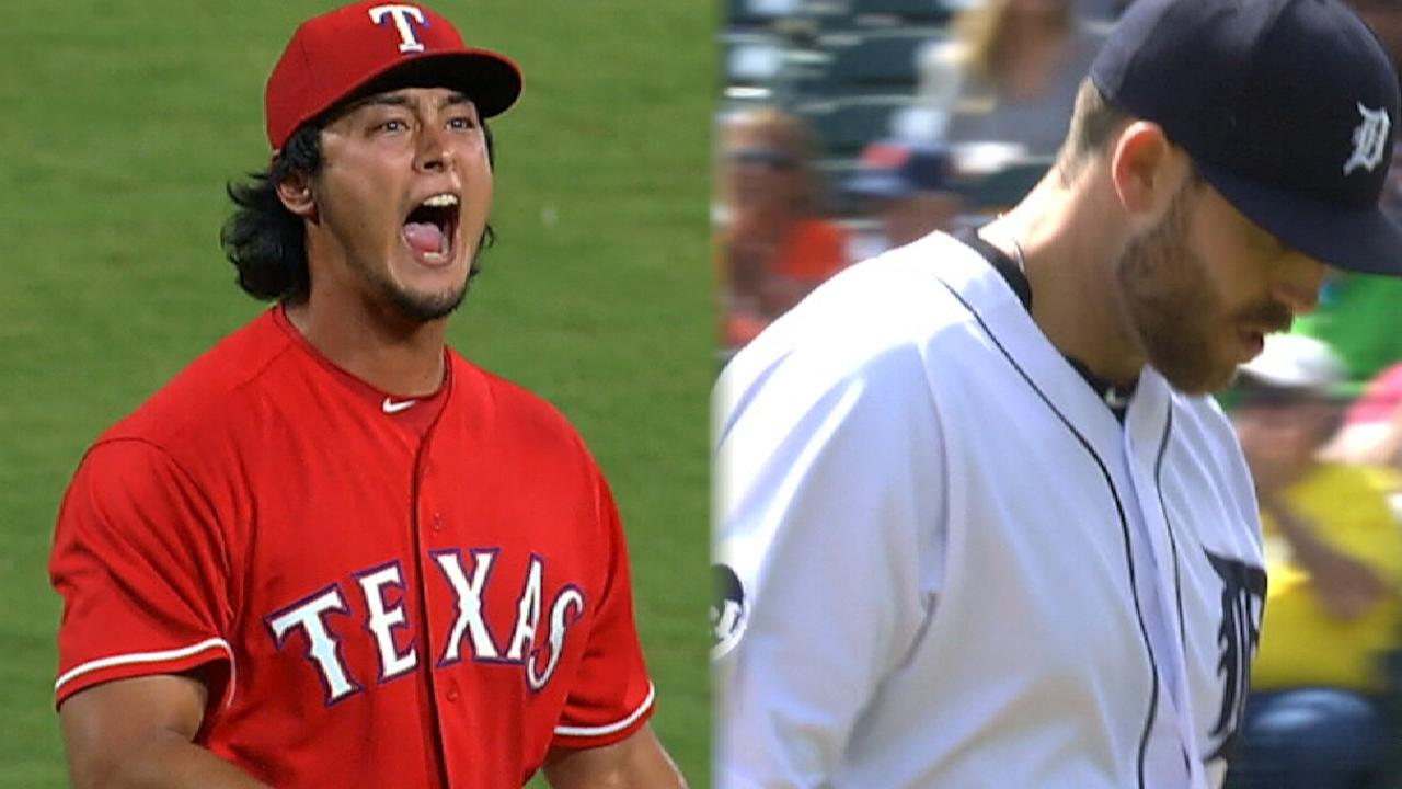 Darvish vs. Boyd