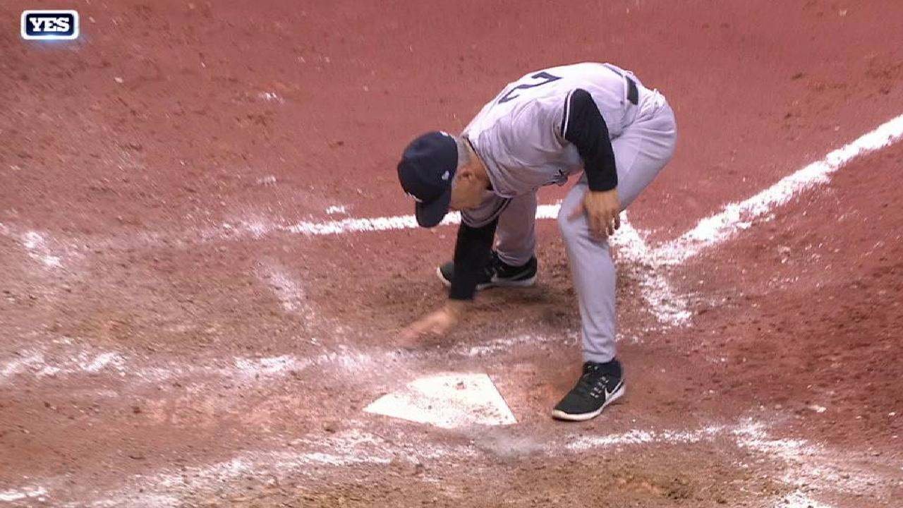 Girardi, Rothschild get ejected