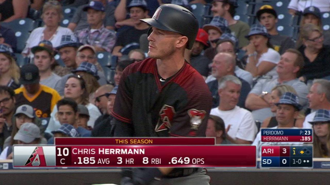 Herrmann's two-run shot