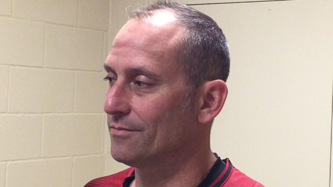 Lovullo talks win over Padres