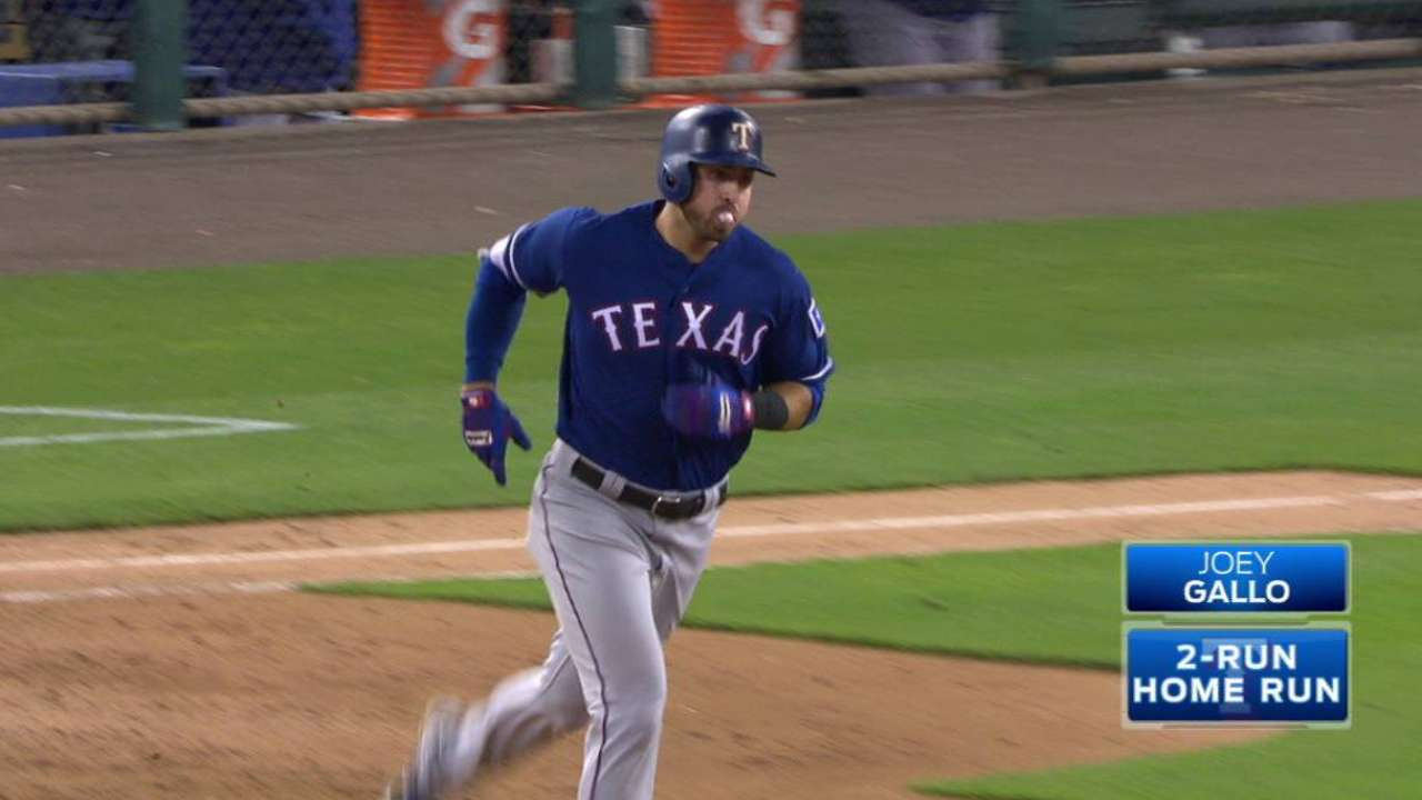 Gallo's two-run homer in the 6th