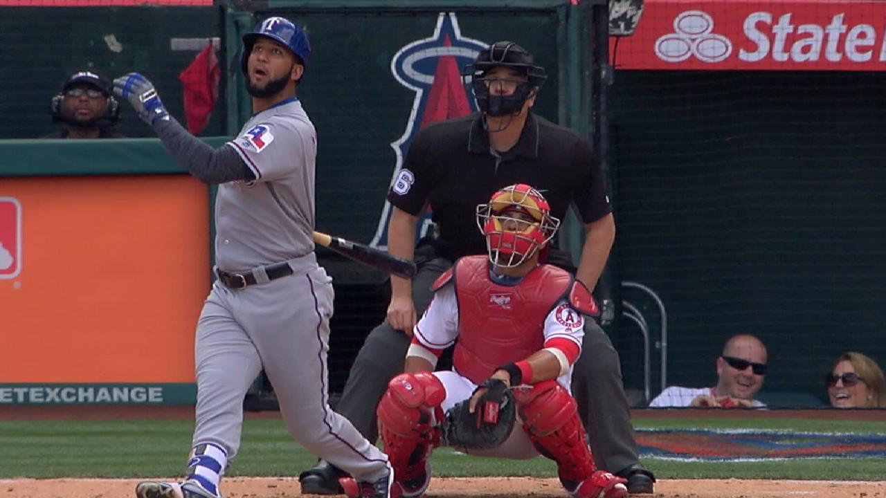 Mazara reminisces on MLB debut