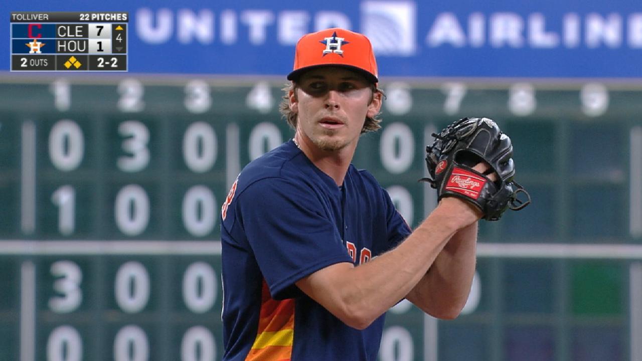 Bullpen of the Week: Astros