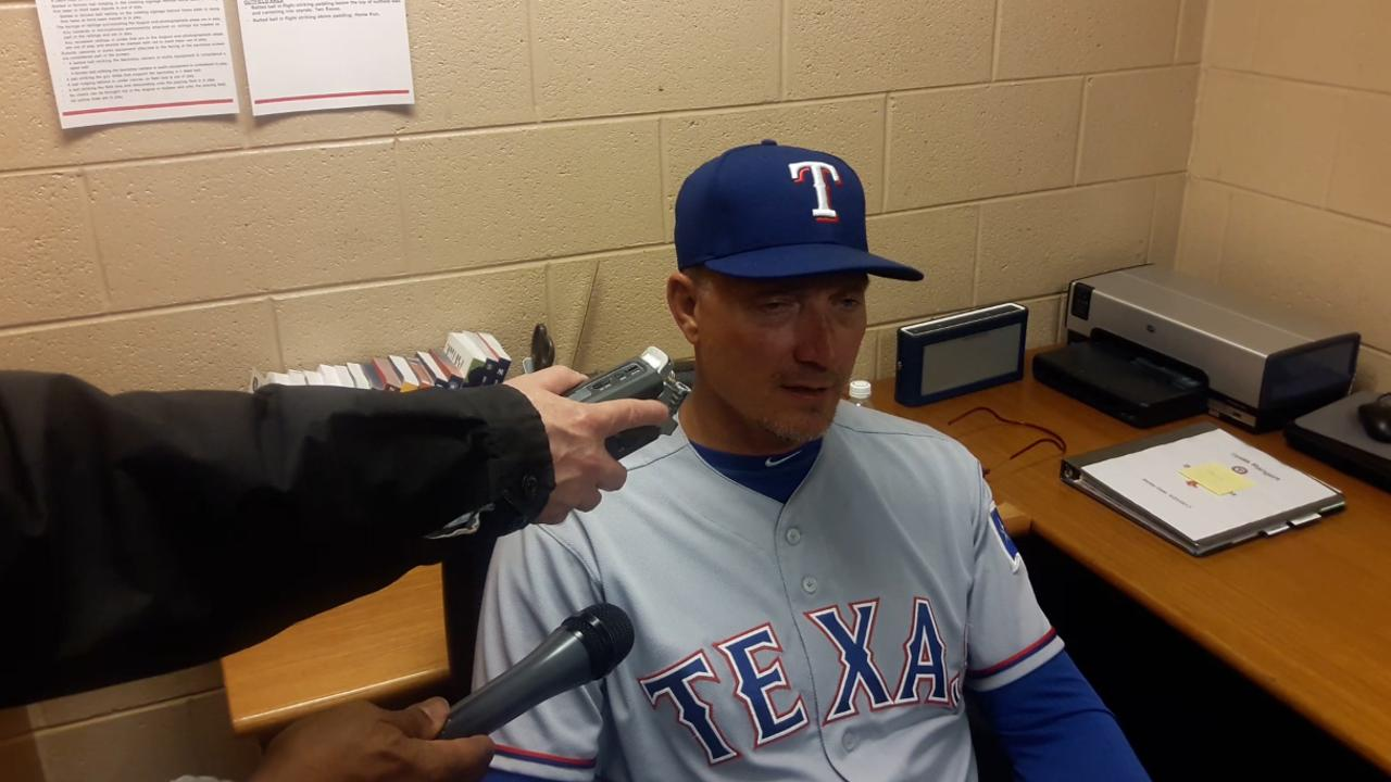 Banister on 5-2 win over Tigers