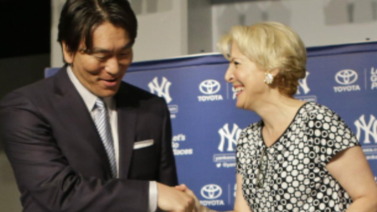 Q&A: Afterman on path to MLB, Yankees