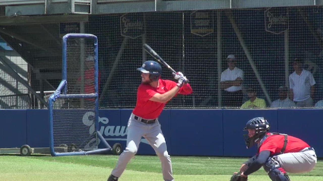 White Sox draft power bats on Day 2
