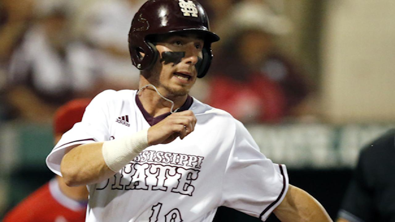 2017 Draft: Brent Rooker, 1B/OF