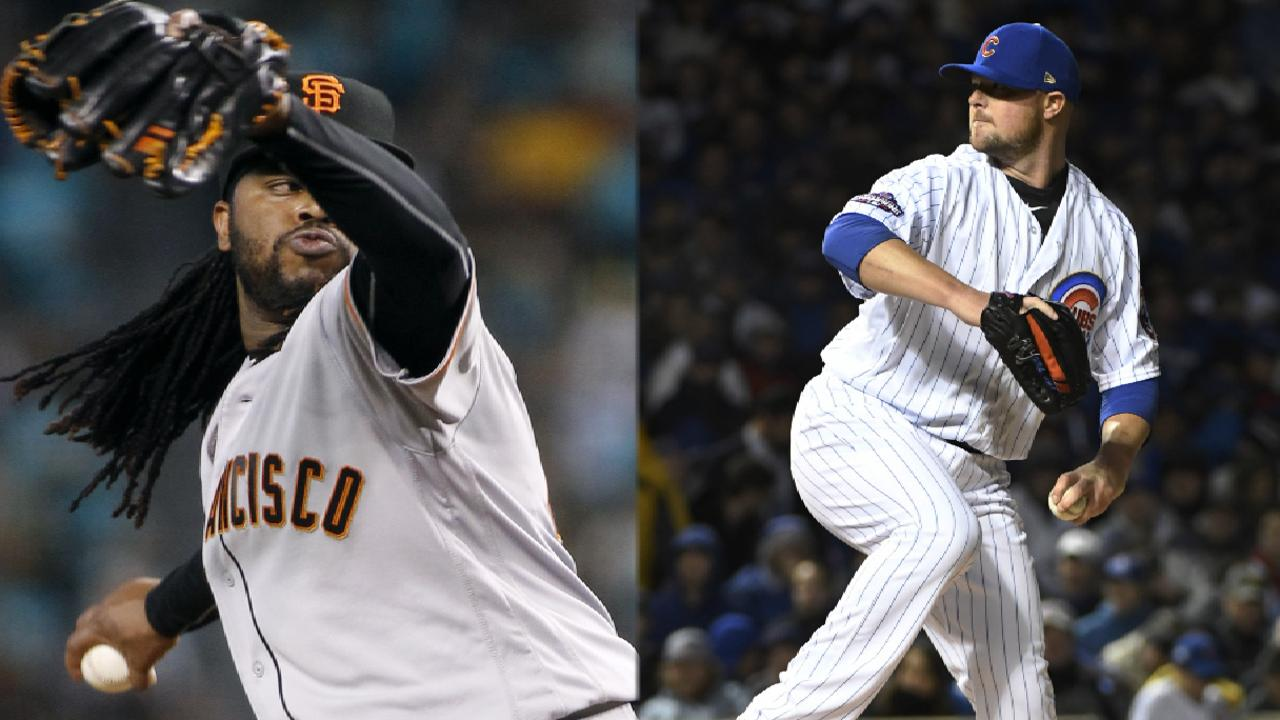 NLDS rematch: Cueto, Lester on MLB.TV