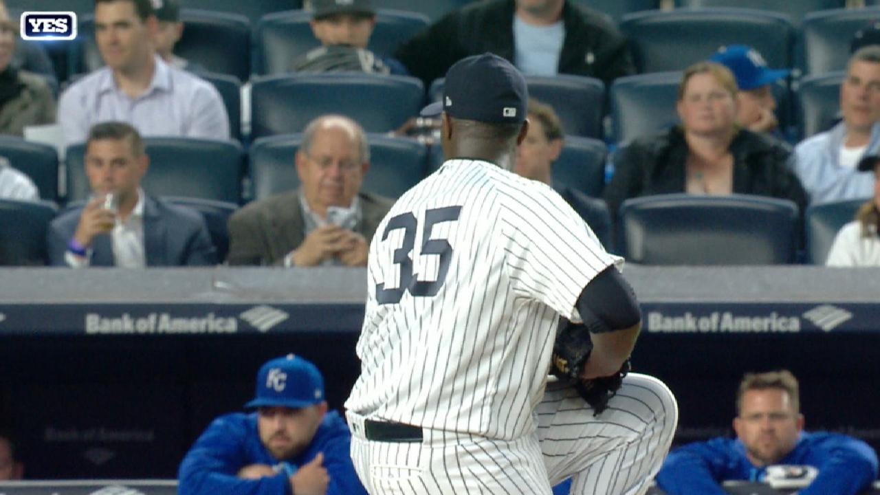 Pineda's solid outing