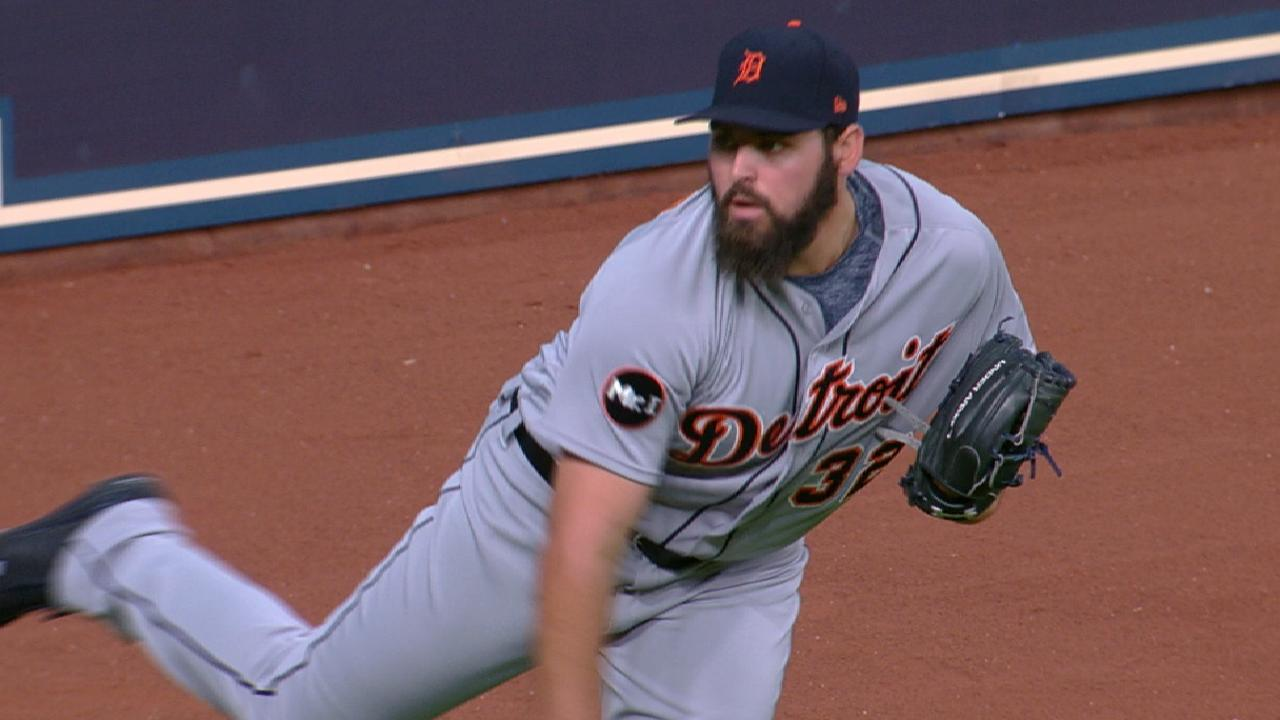 9 in a row: Another quality start for Fulmer