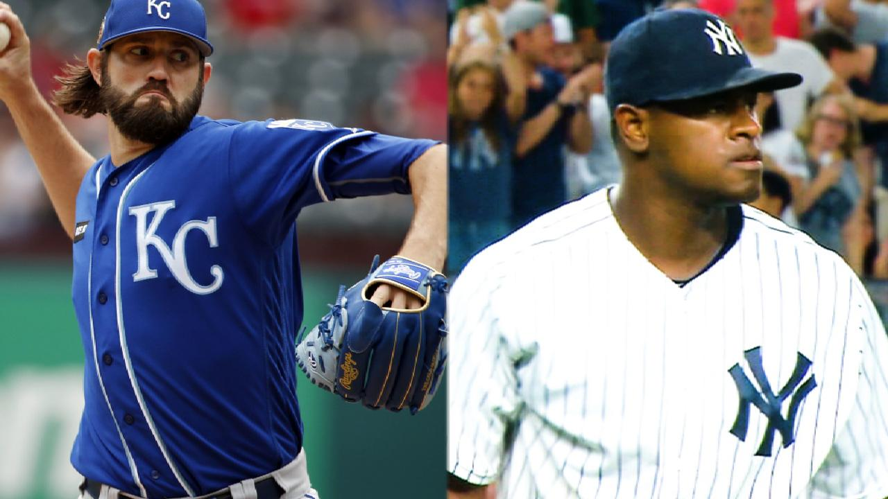 Severino set for his first meeting with Royals