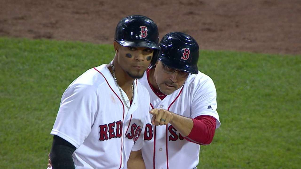 Bogaerts' all-around effort #ASGWorthy
