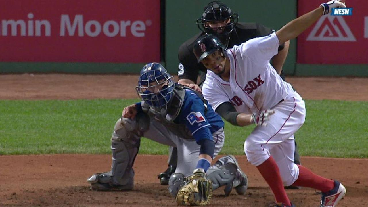 Bogaerts' RBI double