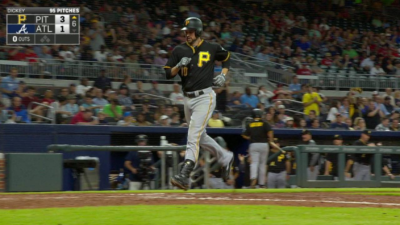 Mercer's solo home run