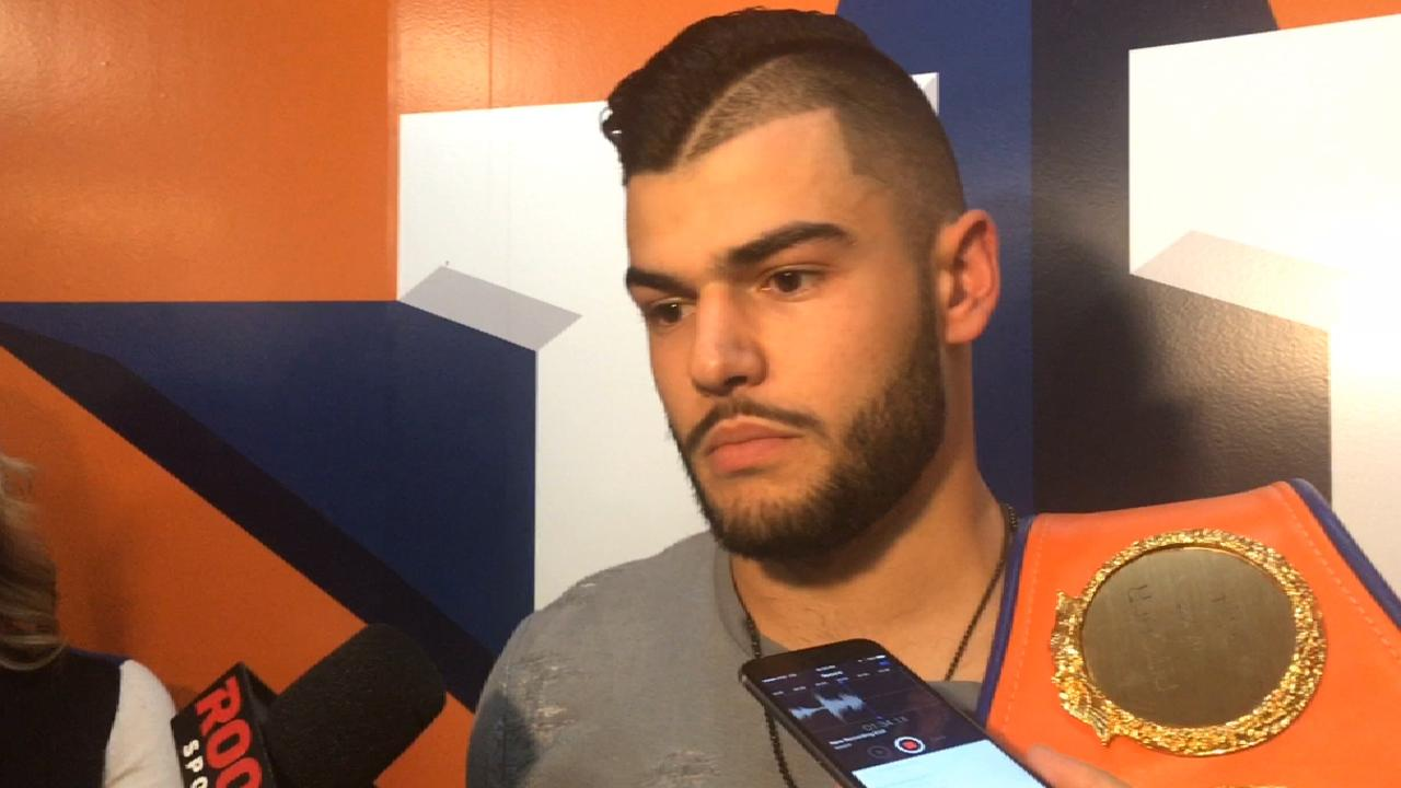 McCullers, Centeno on win