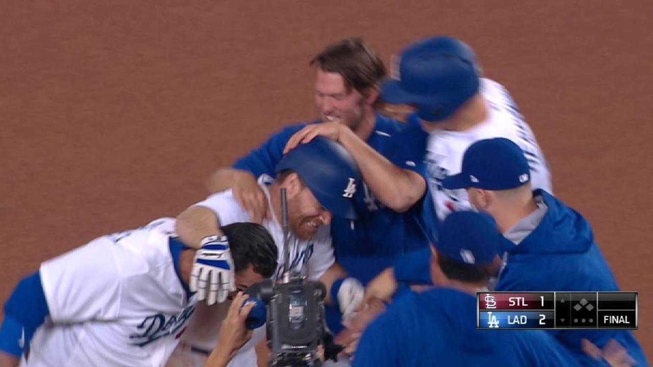 Dodgers get 'huge lift' with Forsythe off DL