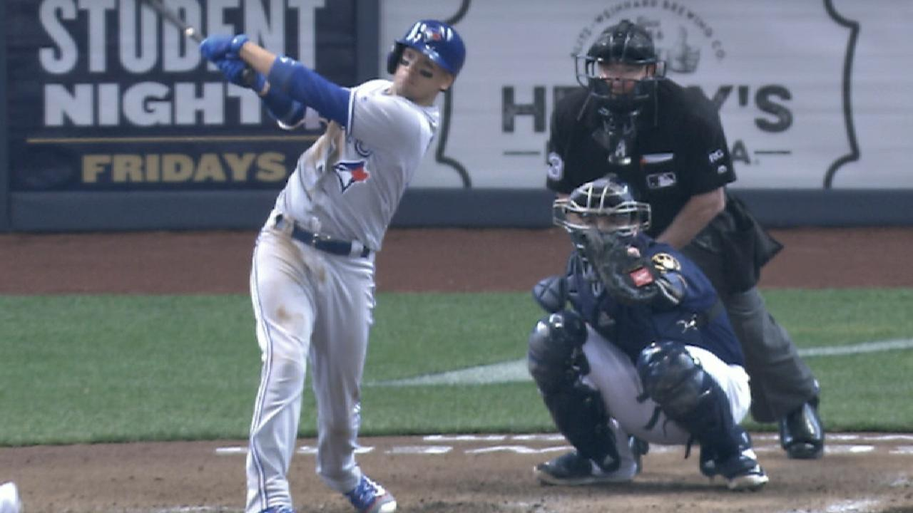 Goins' first grand slam