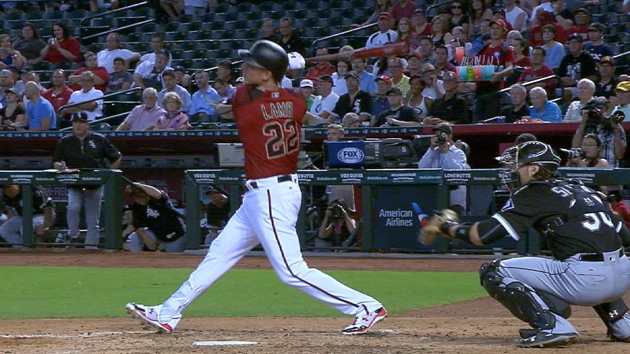 D-backs hold off White Sox to seal sweep