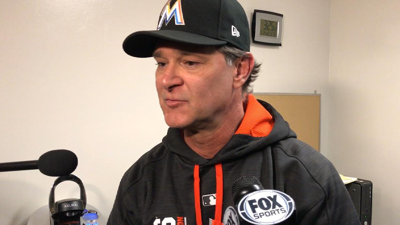 Mattingly discusses loss to A's