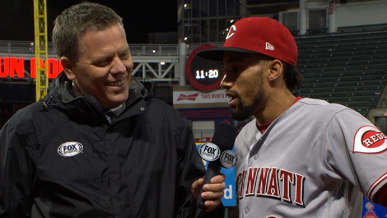 Hamilton on Reds' comeback win