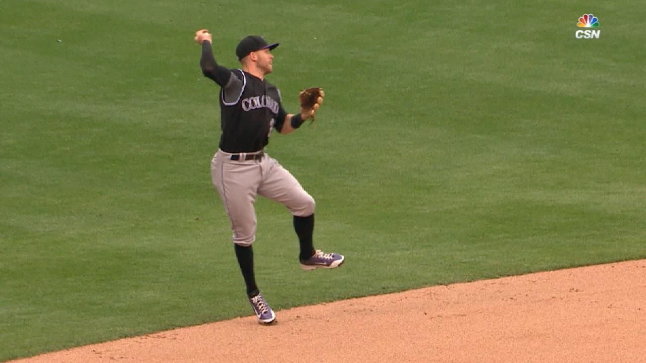 Rockies' road trip is one of its most successful