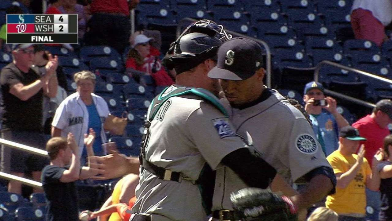Servais: Diaz is best fit for closing duties