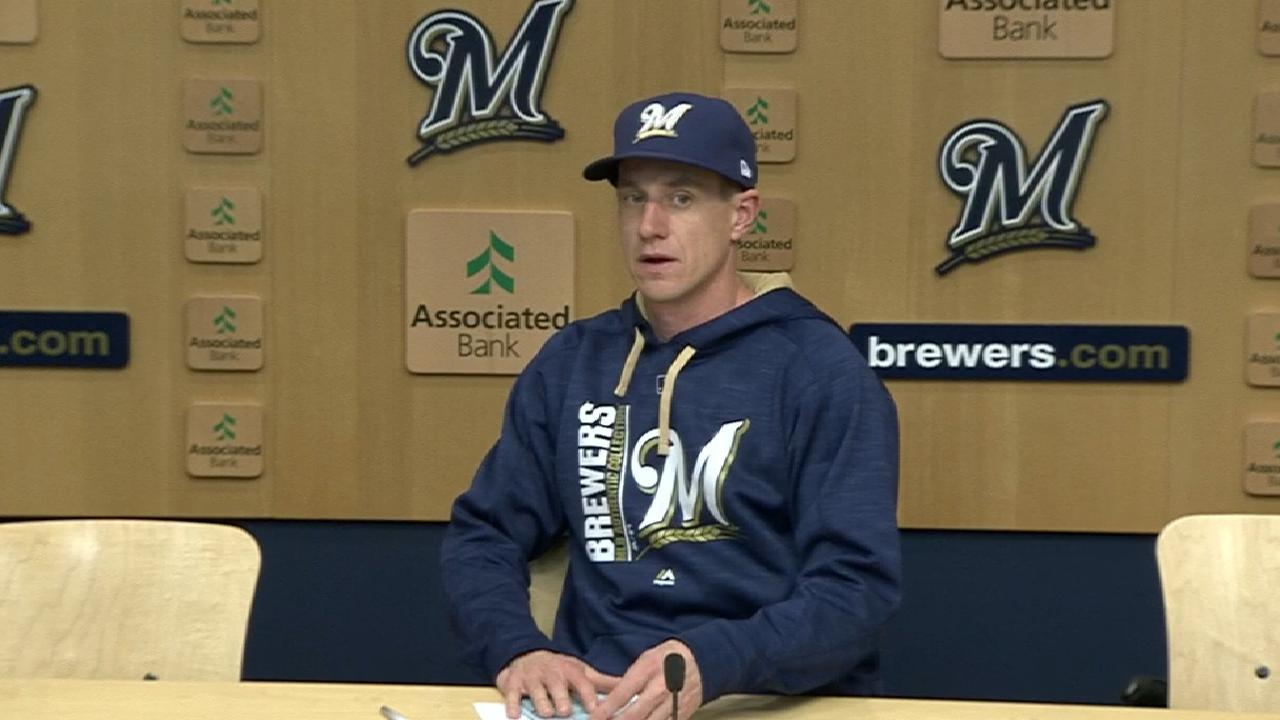 Counsell on 4-0 loss