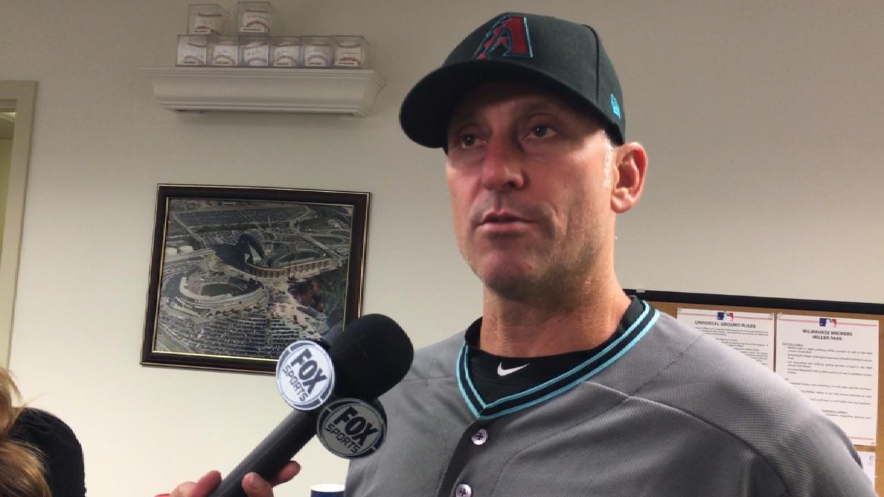 Lovullo on Ray's outing