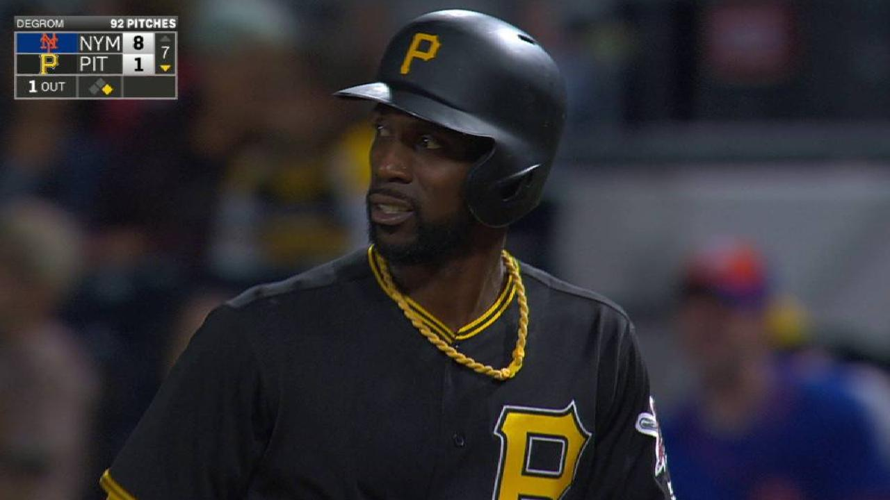 Cutch's single in the 7th