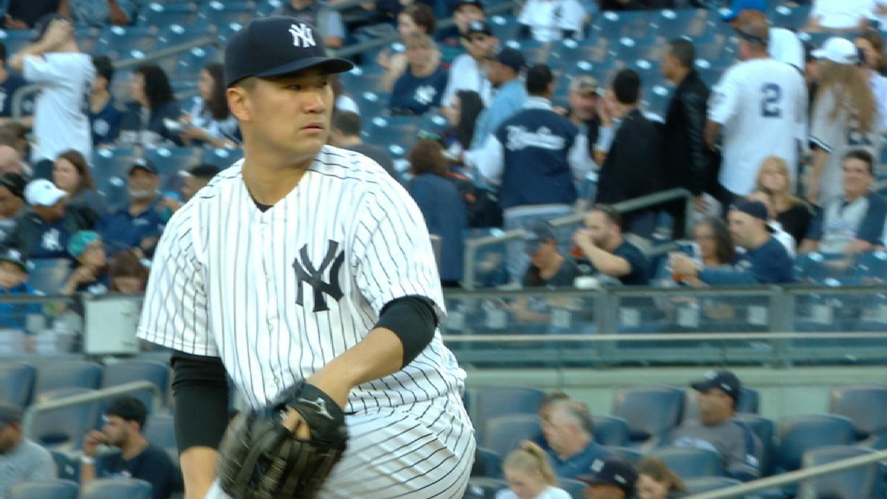 Tanaka rediscovers delivery, has career night