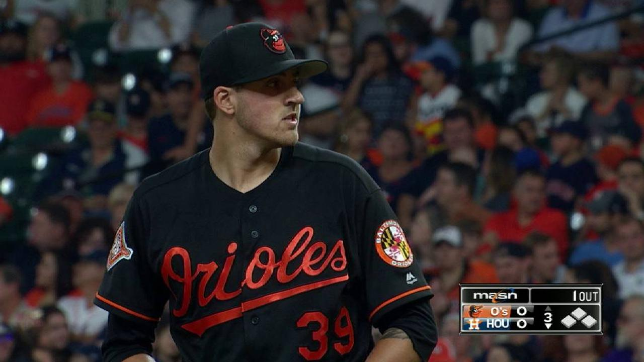 Gausman stung by long ball in solid outing