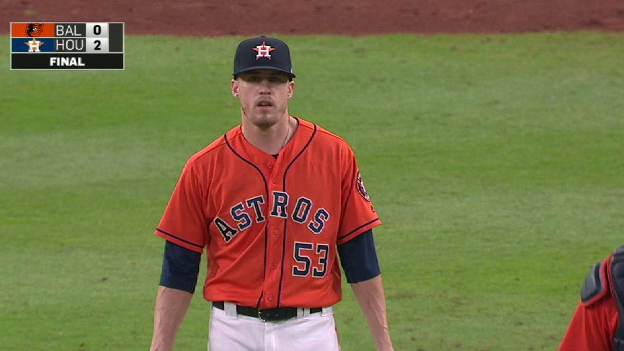 Giles notches AL-best 14th save