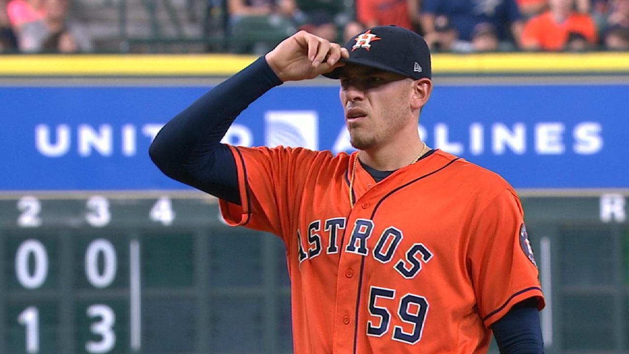 Musgrove finds groove as Astros blank O's