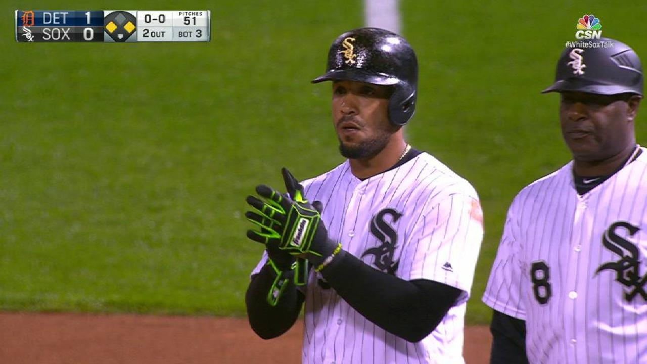 Abreu captures some of his rookie-year magic