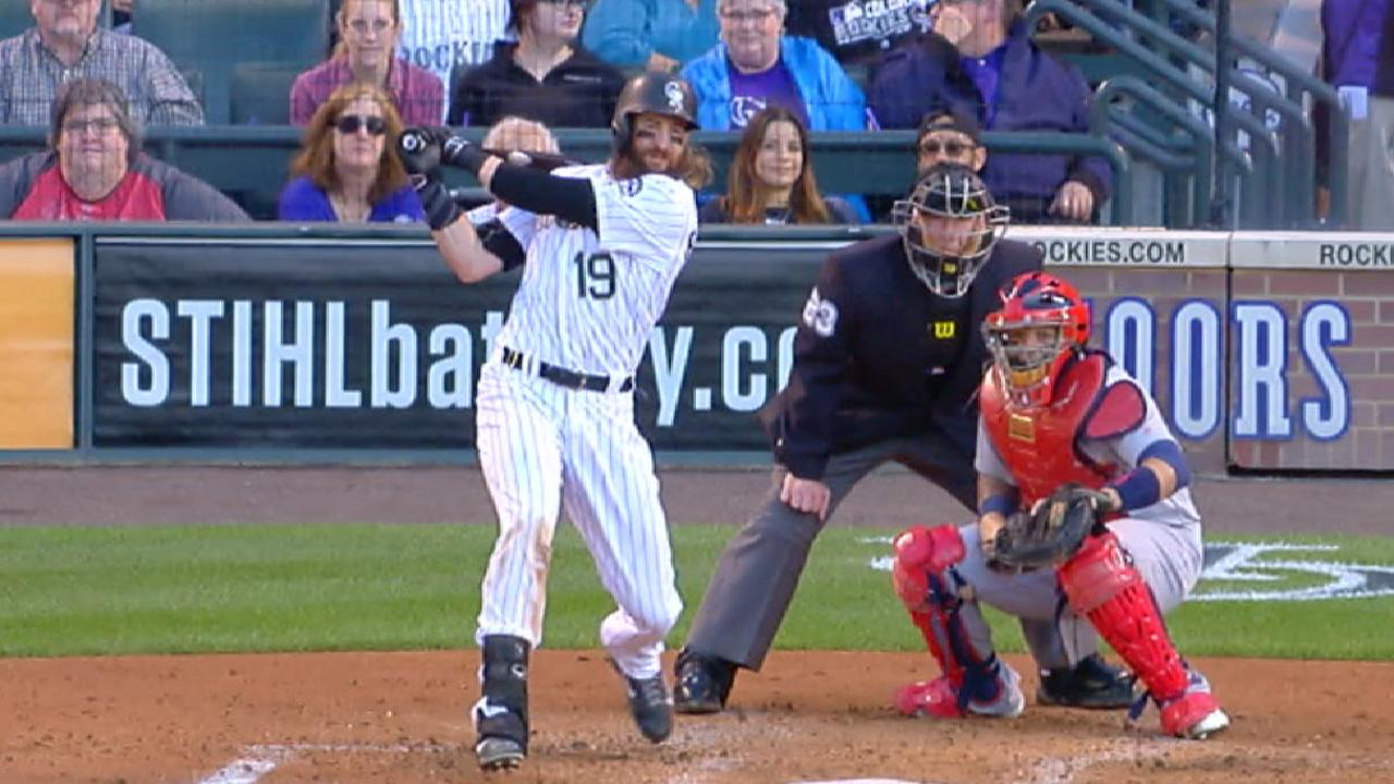 Blackmon is #ASGWorthy with blistering bat