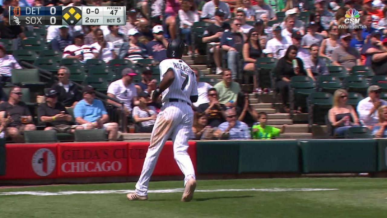 Anderson scores from third on DP