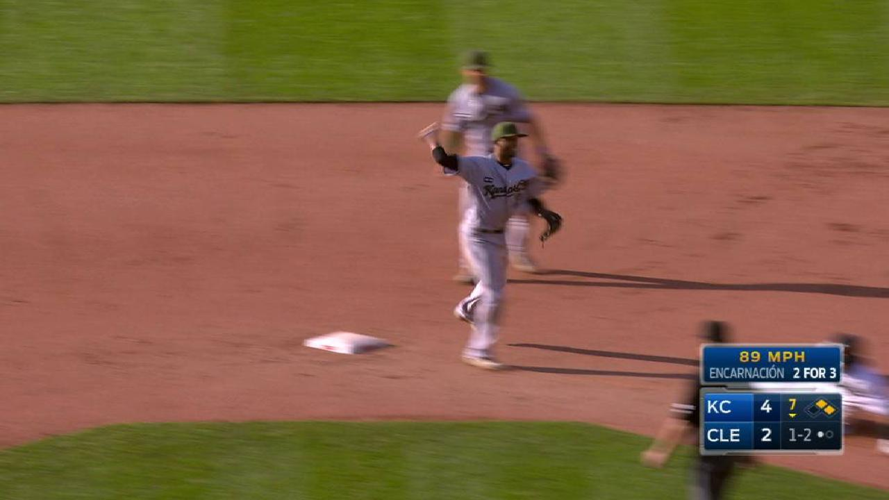 Moylan escapes a jam