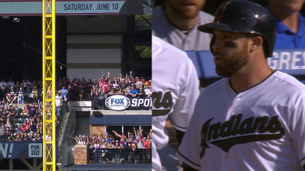 Kipnis' close call
