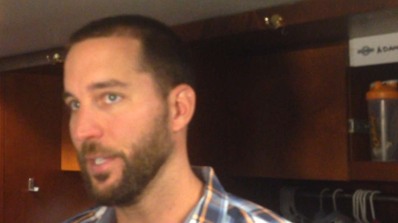 Wainwright embraces challenge of facing Rox