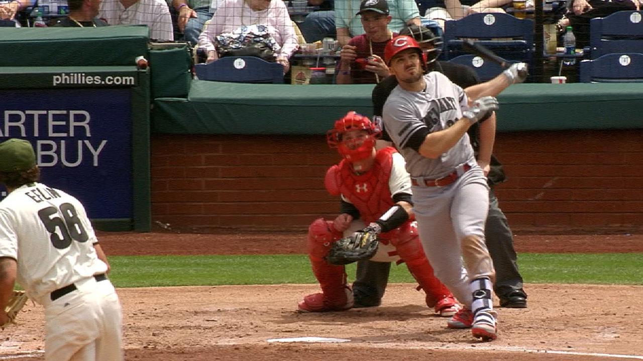 Duvall's five-RBI game