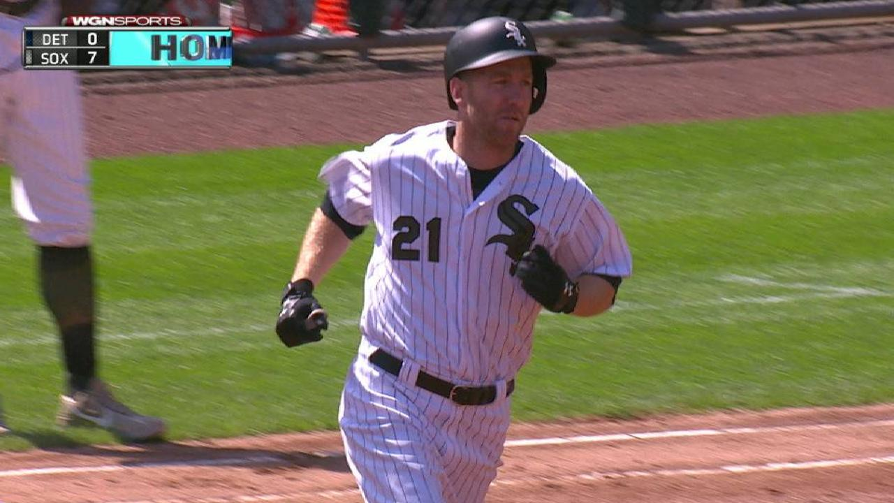 Frazier's two-run home run