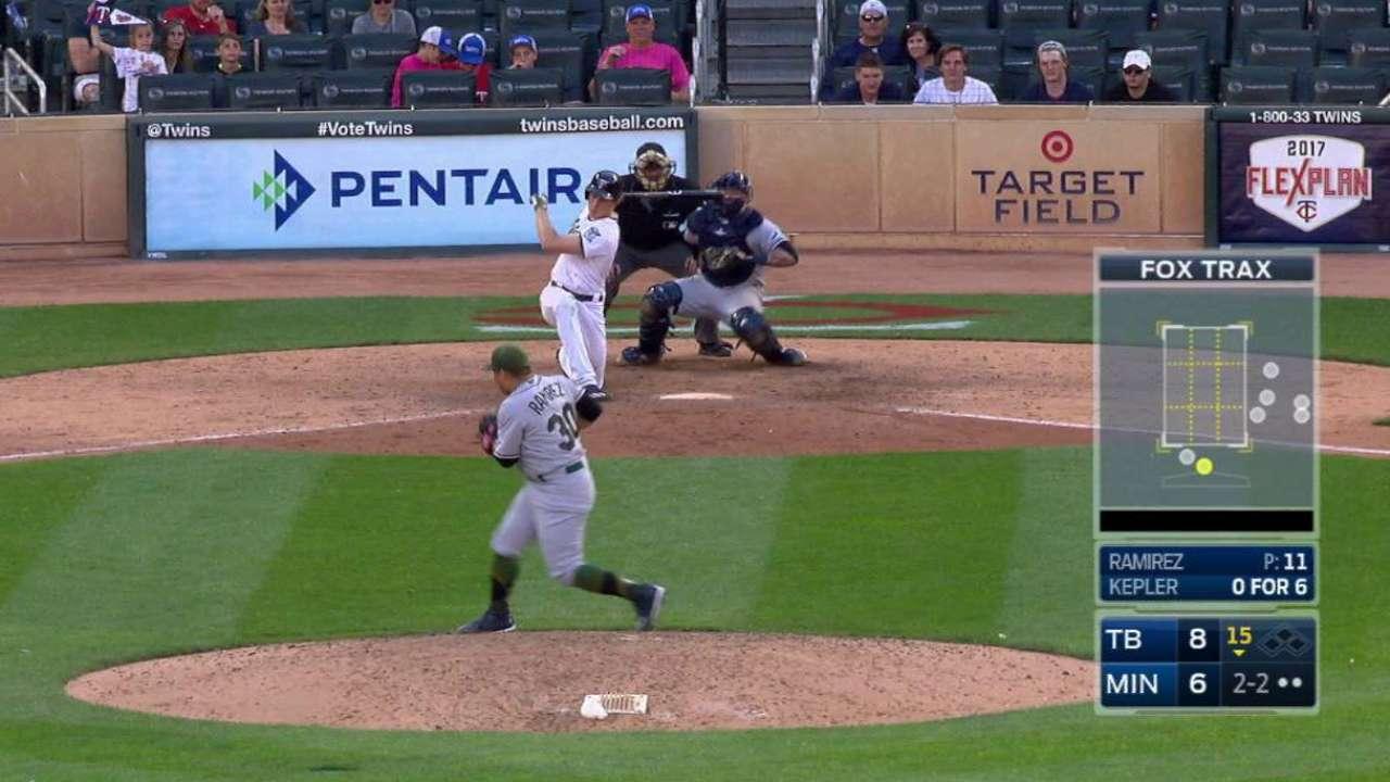 Ramirez gets extra-inning save