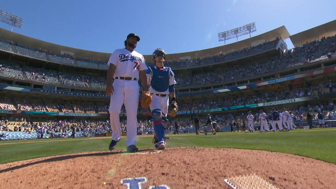 Bullpen of the Week: Dodgers
