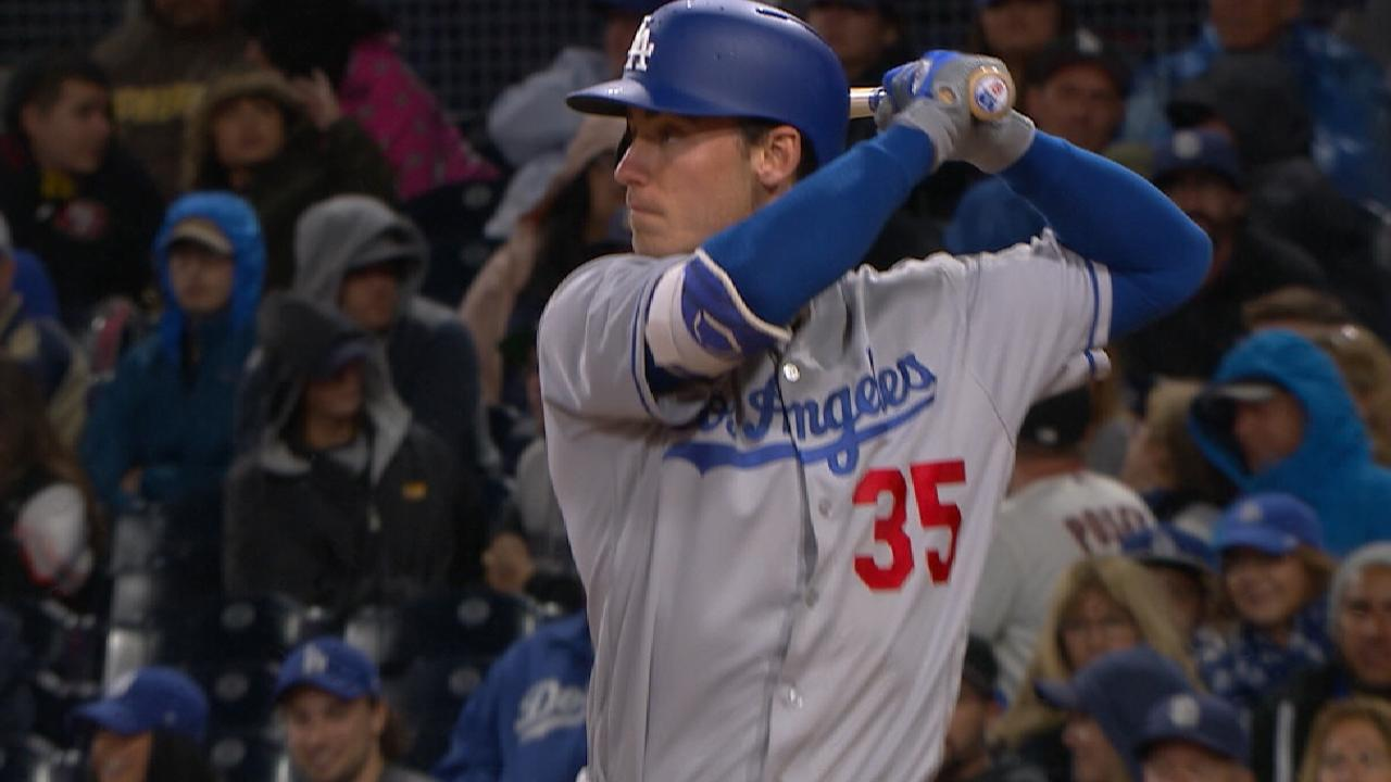 Bellinger's historic start