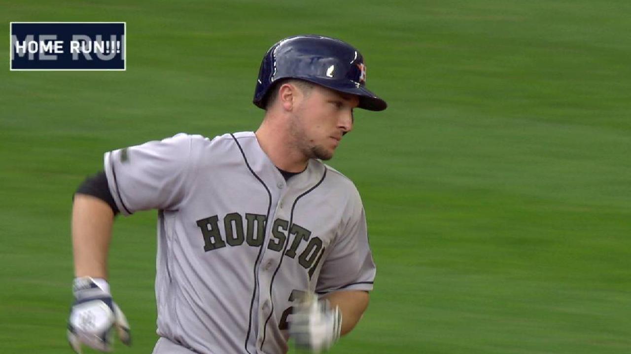 Bregman's two-run home run