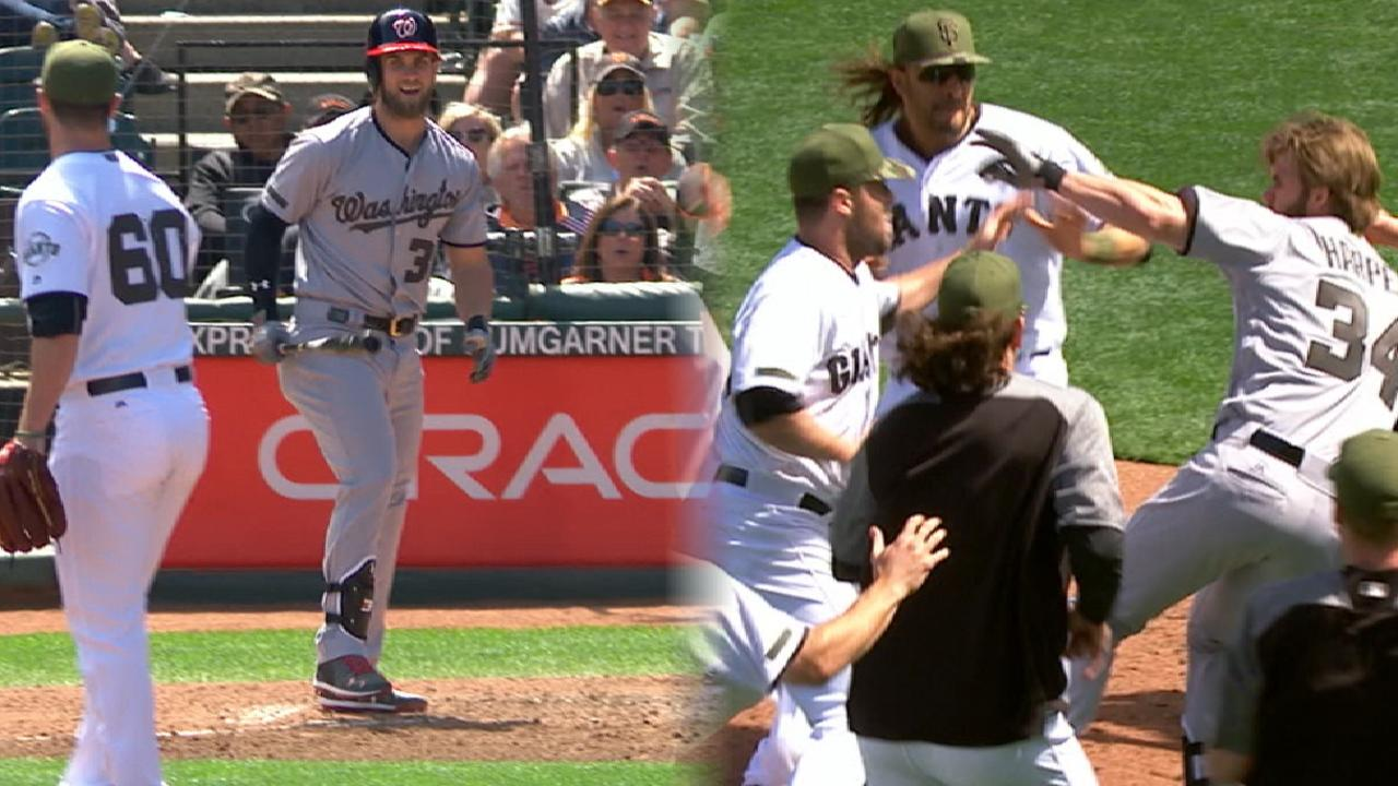 Tempers flare in San Francisco