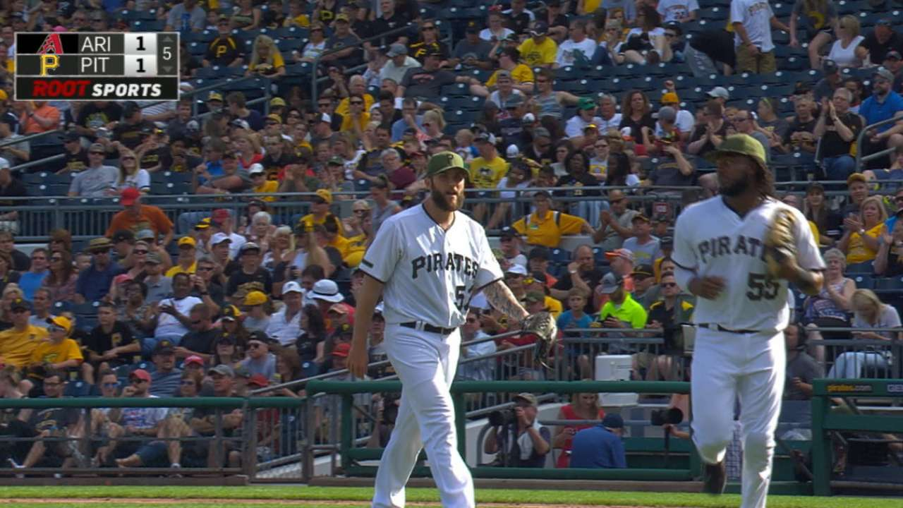 Williams allows one run over six